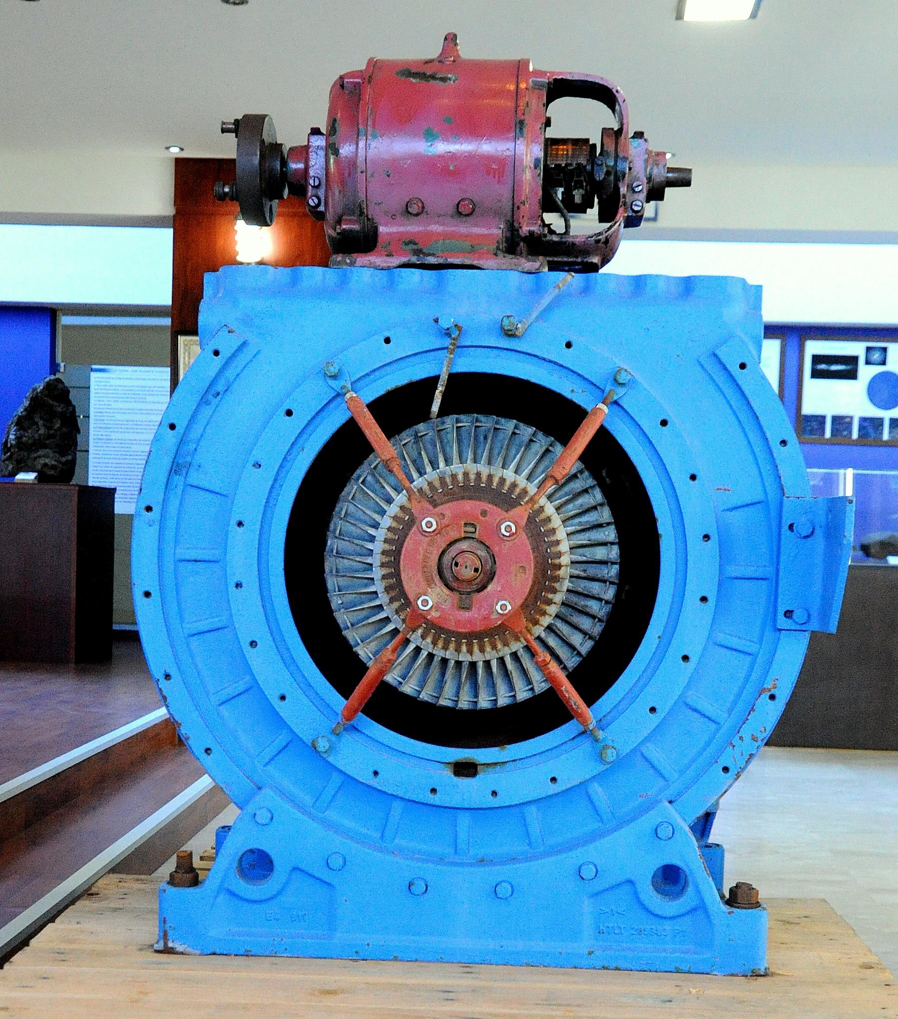 Musée du Département de l'Energie et des Mines